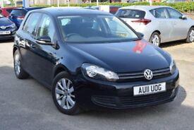 Volkswagen Golf 2.0 tdi match 71k miles *finance available*