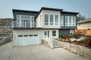 Brand New Home with Legal 1 Bedroom Suite in Sooke!