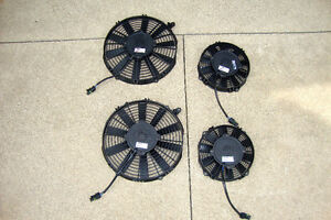 Accessory Electric Engine Cooling Fans Hot Rod Rat Rod
