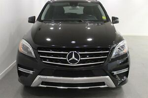2013 Mercedes-Benz ML350 BlueTEC 4MATIC Regina Regina Area image 4