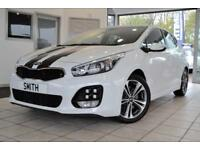 Kia Ceed 1.6 CRDI GT-LINE ISG COMPLETE WITH FULL KIA SERVICE HISTORY 2016/16