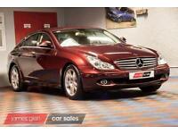 2007 B MERCEDES-BENZ CLS CLASS 3.0 CLS320 CDI 4D AUTO 222 BHP DIESEL