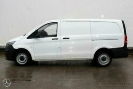 2019 Mercedes-Benz Vito 109 Van Long Panel Van Diesel Manual
