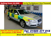 2009 - 59 - VOLVO V70 S D5 2.4 RESPONSE VEHICLE 5 DOOR ESTATE (GUIDE PRICE)