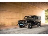 2014 Land Rover Defender 110 TD XS UTILITY WAGON Auto SUV petrol Automatic