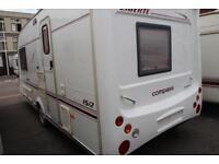 Compass Liberte 15/2 2003 2 Berth Caravan £2900