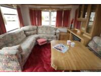 Very Comfy Lots Of Seating Two Bed Green Static With A Step In Bath