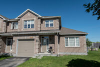 AVAILABLE AUGUST 15 - End-unit home on cul-de-sac in Orleans