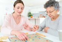 CLEANING, SENIORS CARE