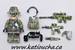 Call of duty! FALCON COMMANDOS Heavy Fire Weapons Tactics,Lego Yellowknife Northwest Territories image 5