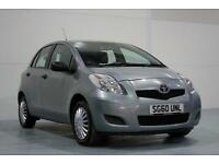 2010 Toyota Yaris 1.0 VVT-i T2 5 Door
