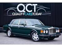 1993 Bentley Turbo R *Racing Green + Magnolia Hide + Just 67k Miles*