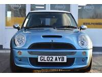 2002 02 MINI 1.6 COOPER S GOOD AND BAD CREDIT CAR FINANCE AVAILABLE