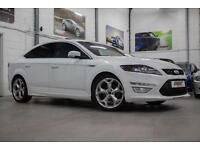 Ford Mondeo 2.0 TDCi Titanium X Sport, 14 Reg, 22k, Frozen White, Sat Nav, FSH