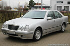 Mercedes E-Klasse W210 240 Test