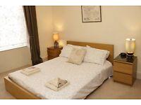 Lovely Double Room available in 2 Bedroom flat in pretty Stockbridge, Edinburgh
