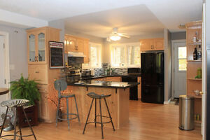 Beautiful 2 storey, executive, two bedroom apartment -1200 sq ft