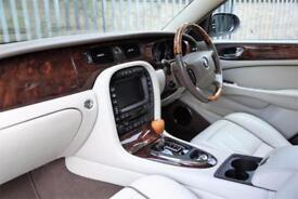 2006 Jaguar XJ 2.7 TDVi Sovereign 4dr Diesel silver Automatic