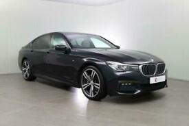 image for 2016 BMW 7 Series 740D Xdrive M Sport Auto Saloon Diesel Automatic