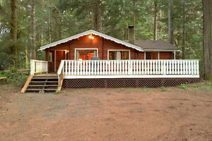 Mt. Baker Lodging - Cabin #66 - HOT TUB, A/C,PETS OK,BBQ, SLP-4!