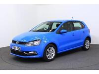 2015 Volkswagen Polo 1.0 BlueMotion Tech SE 5dr (start/stop)