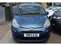 BAD CREDIT CAR FINANCE AVAILABLE 2013 13 CITROEN C4 PICASSO 1.6HDi 110 EDITION