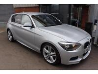 "BMW 120d M SPORT-BLUETOOTH-18""ALLOYS"