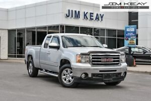 2012 GMC Sierra 1500 SLT  - Leather Seats -  Bluetooth - $125.42
