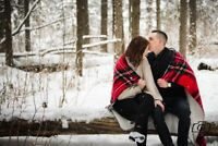Winter/Holiday Special Family Portrait & Couple Session