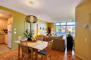 2br ­ 925ft^2 ­ Bel Apartement Mile End,Av. du Parc 5253