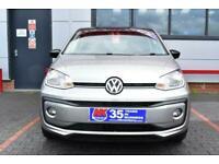 2017 Volkswagen UP 1.0 High Up 5dr Hatchback Petrol Manual
