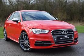 Audi S3 2.0 TFSI ( 300ps ) quattro 2014MY