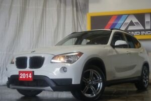 2014 BMW X1 XDRIVE 2.8I PANORAMIC SUNROOF Bluetooth