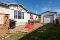 OPEN HOUSE Garage - Fenced yard - A/C - Storage - No condo fee