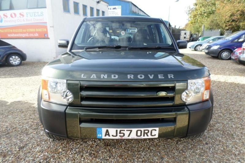 2007 Land Rover Discovery Tdv 7l Diesel Automatic P X Welcome In Sleaford Lincolnshire Gumtree