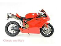 Ducati 749R Mk2 No 326 with low mileage