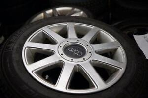 Audi A4 B7 Winter Tire Package Michelin ( Alloys ) 205/60/R16