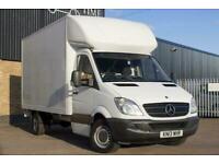 86848e7651c56b 2013 Mercedes-Benz Sprinter 2.1 CDI 313 Luton 2dr (LWB)