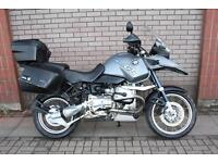 BMW R 1150GS ADVENTURE TOURER