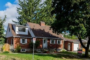 Mill Pond 4 Bedroom house with legal basement apartment