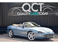 2004 Jaguar XKR 4.2 V8 Supercharged Convertible *Total Spec + Recaro + Adaptive*