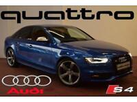 2015 Audi S4 3.0 TFSI V6 (333ps) S Tronic QUATTRO-FULL AUDI SERVICE HISTORY-