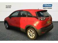2019 Vauxhall CROSSLAND X 1.2 [83] SE 5dr Hatchback Petrol Manual
