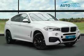 image for 2017 BMW X6 3.0 30d M Sport Auto xDrive (s/s) 5dr