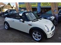 2005 55 MINI COOPER CHILLI CONVERTIBLE GOOD AND BAD CREDIT CAR FINANCE AVAILABLE