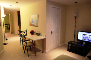 2 Bedroom basement apartment - Available Sept 1st