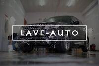 Job Disponible Lave auto