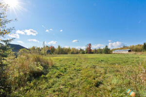 Lot vacant, chemin Rhéaume, Sherbrooke (Deauville)  J1N 0G9