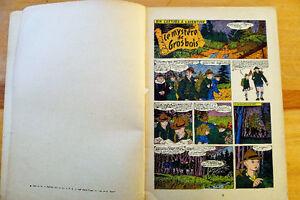 BD La patrouille des castors - Charlier/Mitacq 2eEd. Dupuis 1964 Québec City Québec image 4