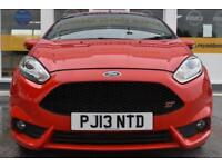 GOOD CREDIT CAR FINANCE AVAILABLE 2013 13 FORD FIESTA 1.6 ECOBOOST ST 2